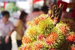 Rambutan fruits Royalty Free Stock Photos