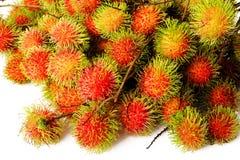 Rambutan fruits  Stock Photo