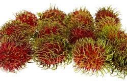 Rambutan, frutta esotica Immagine Stock Libera da Diritti
