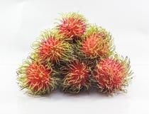 Rambutan _ köstlich, Diät Lizenzfreies Stockbild