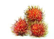Rambutan. Sweet rambutan season in Thailand Royalty Free Stock Photos