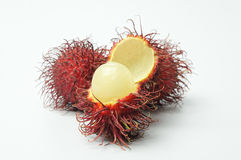 Rambutan - Tropical Fruit Royalty Free Stock Image