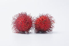 Rambutan - Tropical Fruit Stock Photography