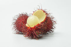 Rambutan - Tropical Fruit Royalty Free Stock Images