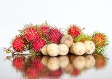 Rambutan and Wollongong Stock Photo