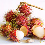Rambutans Royalty Free Stock Image