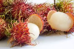 Rambutans Royalty Free Stock Images