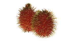 Rambutans Stock Photos