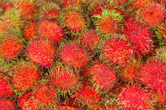 Rambutans Stock Photo