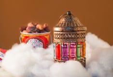 Ramdan fanos royaltyfria foton