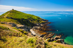 Rame Head Cornwall England Royalty Free Stock Image