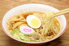 Ramen Royalty Free Stock Photography