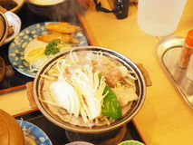 Ramen, alimento japonês Foto de Stock Royalty Free