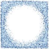 Ramen/bakgrund som hand-dras, varje färg, är på det separata lagret för lätt recoloring Arkivfoto