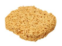 Ramen instant noodles Royalty Free Stock Photo