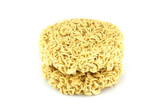 Ramen instant noodles Stock Photography