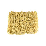 Ramen instant noodles Stock Photos