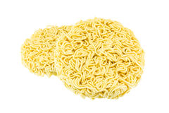 Ramen instant noodles Stock Photo
