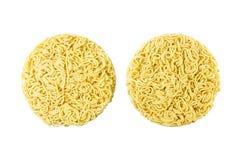 Ramen instant noodles Stock Images