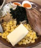 Ramen japonês imagens de stock royalty free