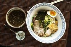 Ramen meal set Stock Images