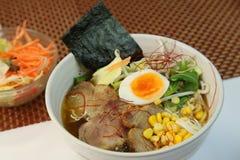 Ramen noodle Stock Photo