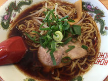 Ramen noodle Stock Image