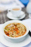 Ramen noodle soup Royalty Free Stock Photo