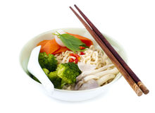 Ramen Noodles Royalty Free Stock Photography