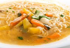 Ramen noodles Royalty Free Stock Photo