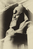 Rameses II colossus Stock Photos
