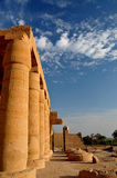 Ramesseum Fotografia Stock