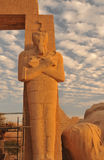 Ramesseum Stock Photography