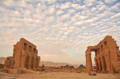 Ramesseum Stock Images