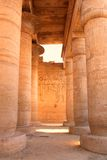 Ramesseum temple, Egypt Stock Image