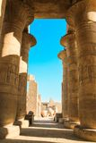 Ramesseum temple, Egypt Royalty Free Stock Photography