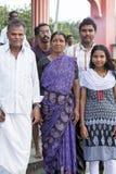 Rameswaram India, Maj, - 25, 2014 Obraz Stock