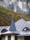 Ramet修道院,罗马尼亚 免版税库存图片