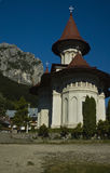 Ramet Monastery. In Apuseni Mountains, Romania Stock Photo