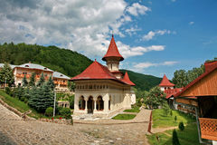 Ramet  monastery. The Ramet  monastery in summer Stock Image