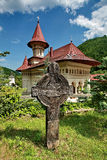 Ramet  monastery. The Ramet  monastery in summer Royalty Free Stock Photo
