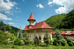 Ramet  monastery. The Ramet  monastery in summer Stock Photography