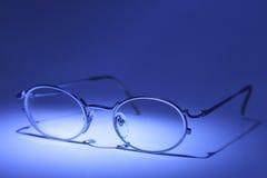 ramexponeringsglasmetall Arkivfoton