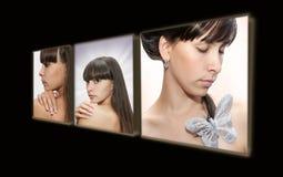 ramflicka Fotografering för Bildbyråer