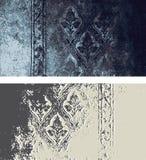 ramgrunge royaltyfri illustrationer
