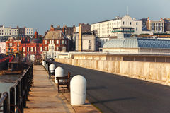 Ramgsgate city view Royalty Free Stock Photography