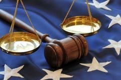 Ramificación judicial Fotografía de archivo