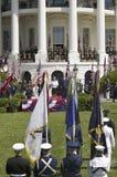 Ramificaciones militares Foto de archivo