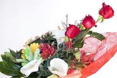 Ramillete de flores Fotografía de archivo libre de regalías