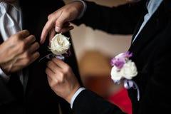 Ramillete de la boda Imagen de archivo